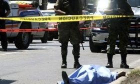 Mexico crime-related homicides are decreasing slightly
