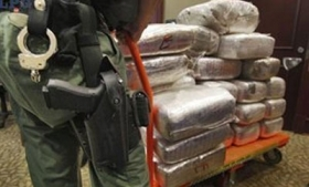 Cocaine seized in El Salvador