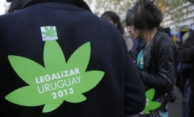 Uruguay is pushing to legalize marijuana