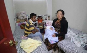 Guatemalan couple whose baby was stolen and later found