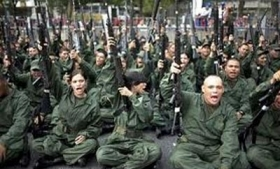 Workers militias complicate disarmament plans