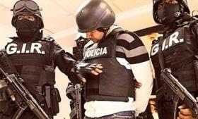 Ex-Rastrojos chief Juan Carlos Calle Serna was also arrested in Ecuador