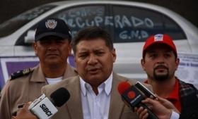 Venezuela Vice Minister for Citizen Security Manuel Suarez