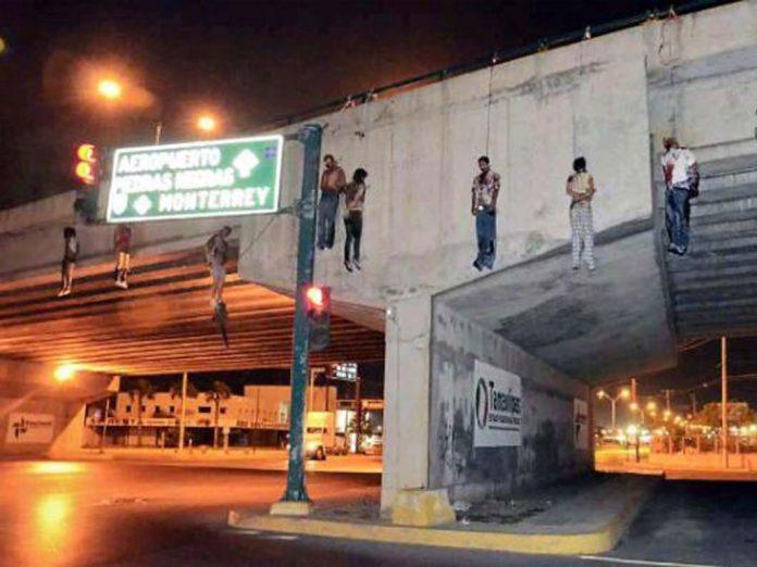 Victims of Zetas' violence in Nuevo Laredo