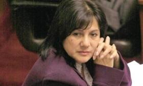 Congresswoman Maria Lopez Cordova