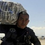 A Guatemalan drug bust