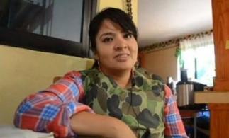 Guerrero vigilante leader Nestora Salgado