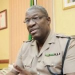 Jamaica Constabulary Force Commissioner Owen Ellington