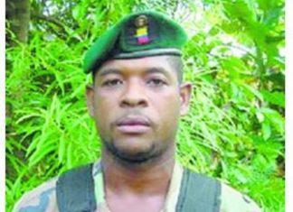 "Alias ""El Pana,"" a commander in the FARC's 57th Front"