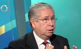 Former anti-drug official Bayardo Ramirez