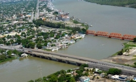 Moralillo Bridge, Tamaulipas state