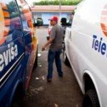 Televisa trucks seized in Nicaragua