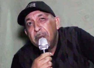 """La Tuta"" speaking in the video"