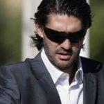 Atletico Madrid director Jose Luis Perez Caminero