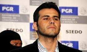 Vicente Zambada Niebla after his capture in Mexico