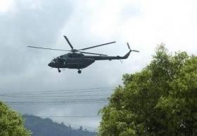 Nine clandestine heliports have been found in Costa Rica