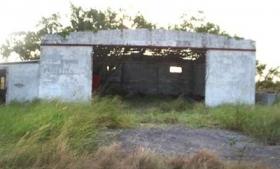 San Fernando farmhouse, scene of migrant massacre