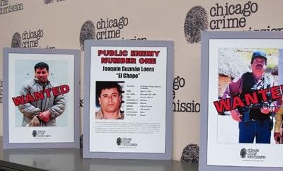 """El Chapo"" Guzman, Chicago's Public Enemy Number One"