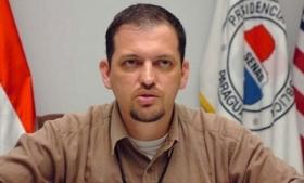 Luis Rojas, head of Paraguay's SENAD