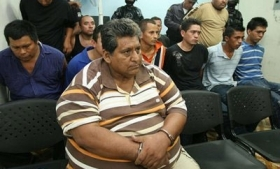 Daniel Quezada Fernandez, accused Perrones leader
