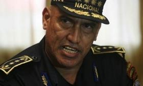 """Police Chief Juan Carlos Bonilla, """"El Tigre"""""""