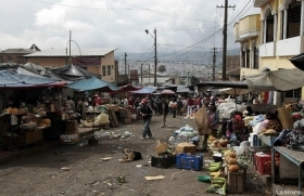 Quito's San Roque neighborhood
