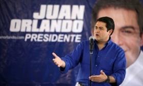 Honduras President-elect Juan Orlando Hernandez