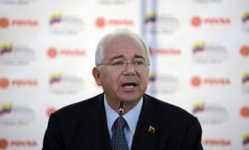 Venezuelan Oil Minister Rafael Ramirez