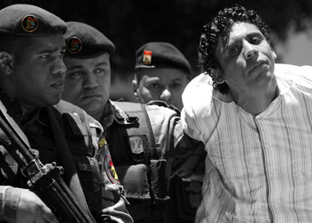 "Jailed Amigos dos Amigos leader, ""Nem"""