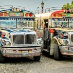 Guatemalan bus companies are frequently extorted