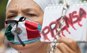 Mexico is one of the most dangerous countries for journalists
