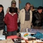 The Bolivia kidnapping suspects
