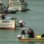 Off the coast of Manta, Ecuador