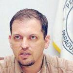SENAD head Luis Rojas