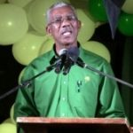 Guyana opposition politician David Granger