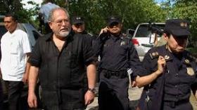 El Salvador's Justice and Security Minister, Ricardo Perdomo