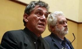 Movadef heads Alfredo Crespo and Manuel Fajardo