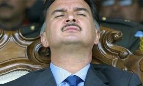 Former Guatemalan President Alfonso Portillo