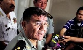 Adolfo Zepeda speaks to reporters