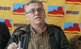 Alfredo Crespo, leader of Movadef