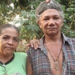 Slain activists Ribeiro da Silva and his wife, Espirito Santo