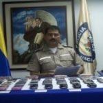 Phones stolen by Tren del Norte