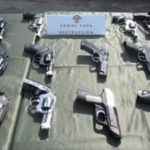Ecuador has seized over 4,500 guns since the start of 2013