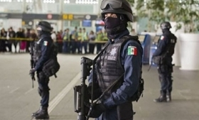 Police numbers in Mexico City skew national average