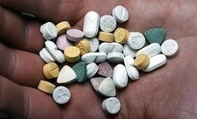 Ecstasy is increasingly popular in some LatAm countries