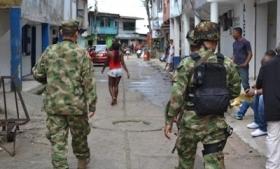 13 women were murdered in Buenaventura in 2013