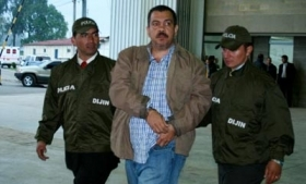 "Ex-Oficina kingpin Diego Murillo, aka ""Don Berna"""