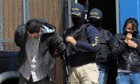 Honduras' anti-extortion unit in action