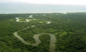 Tribal land in Honduras