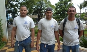 Brazilian workers employed by Odebrecht in Angola